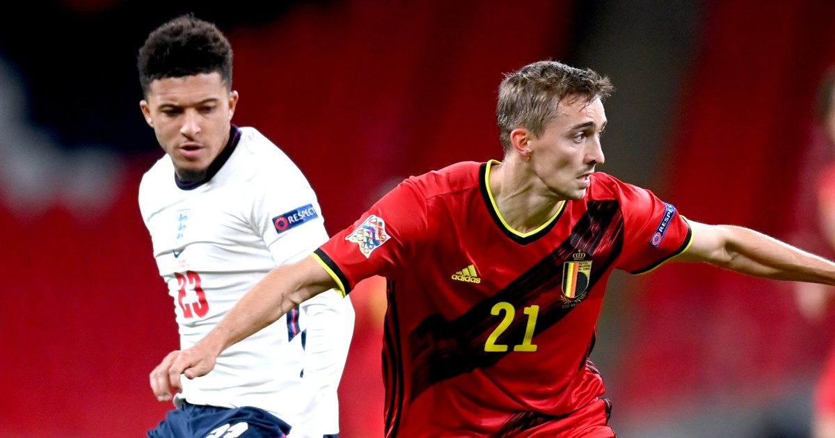National team france at a glance: Euro 2020 Examining The Squad Depth Of England France And The Rest