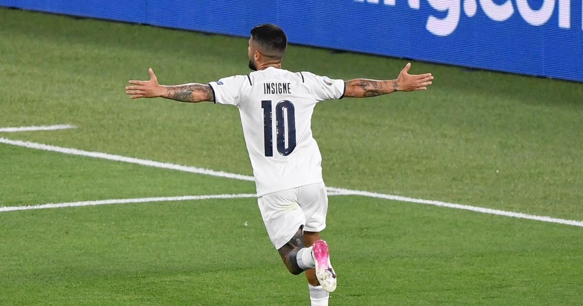 BREAKING NEWS: Italy play good football