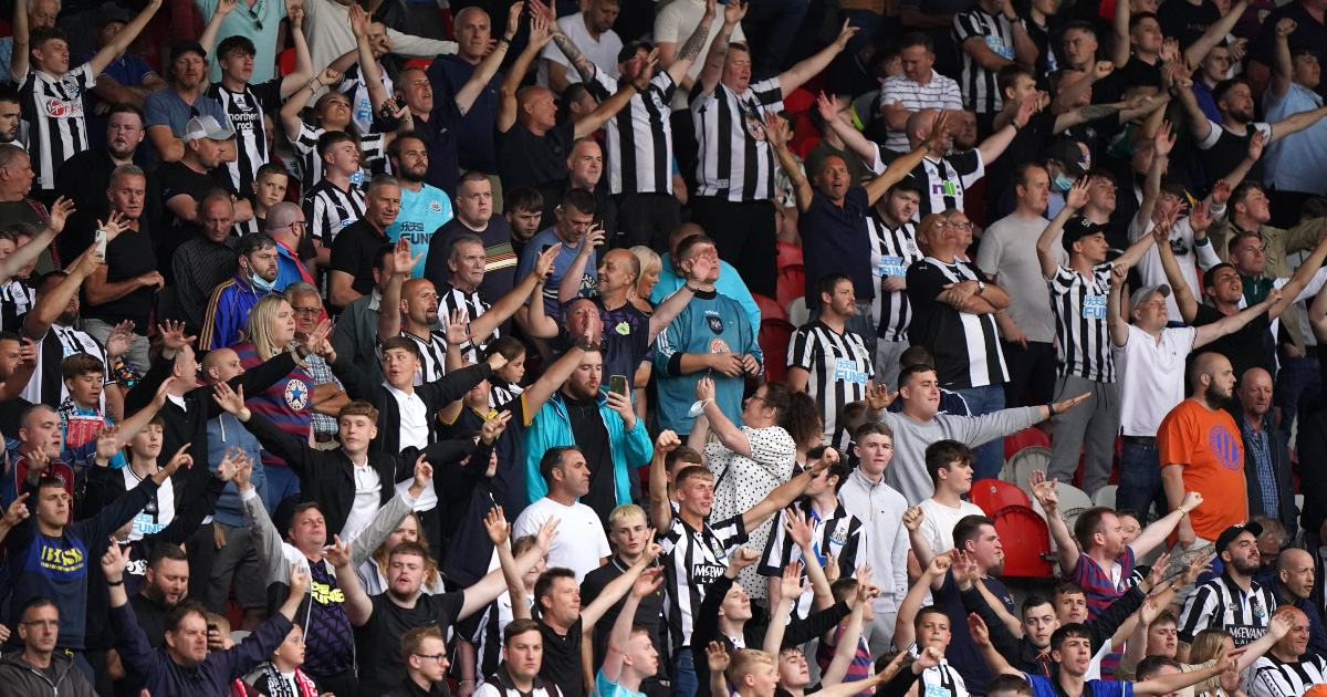 1 hour ago· the takeover has gone through and newcastle united have new owners. Can Newcastle fans support their club but not owners ...