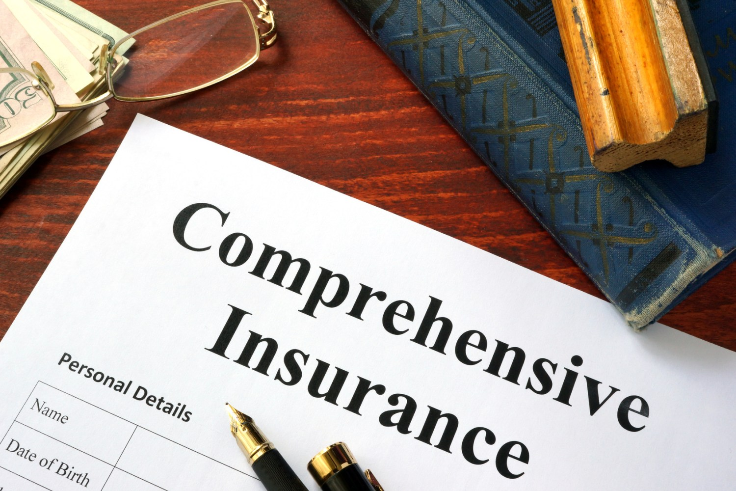 what is comprehensive auto insurance