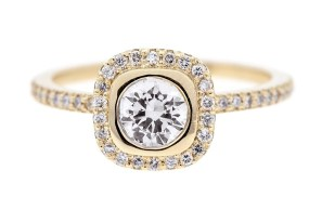 Quince ring, from US$4,559, via Bario Neal