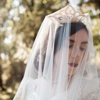 Wedding photography ideas: A vintage styled shoot in the Californian forest, inspired by the 1930s