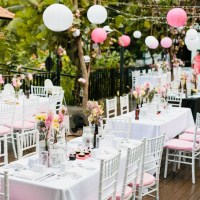 Outdoor wedding venues in Singapore: Gorgeous garden and beach locations to get married in