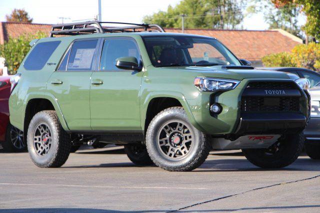 2019 toyota 4runner trd pro 4wd. New 2020 Toyota 4runner Trd Pro For Sale In Sunnyvale Ca Toyota Sunnyvale