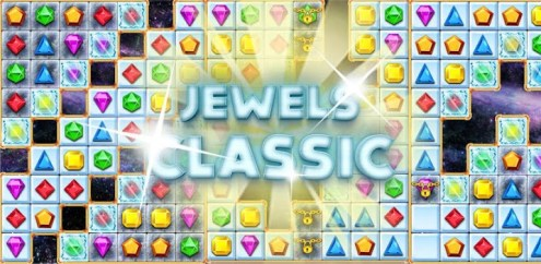 Jewels Classic 2018   by Jewel   Lazy Chick   Arcade Games Category     Jewels Classic 2018