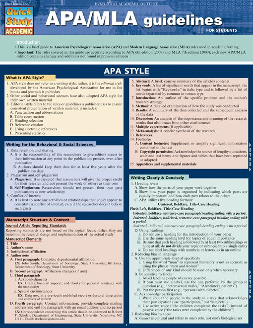 Worksheets Format Mla Practice