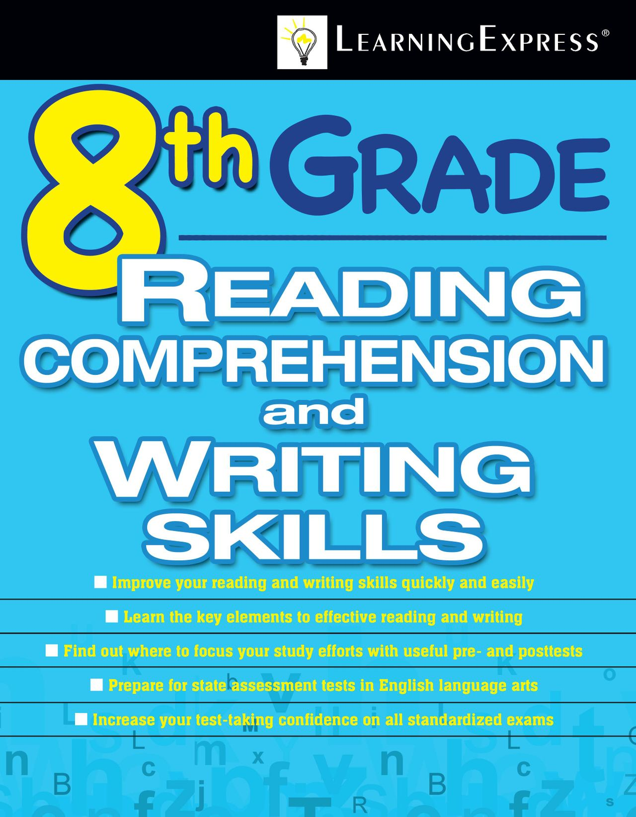 8th Grade Reading Comprehension And Writing Skills