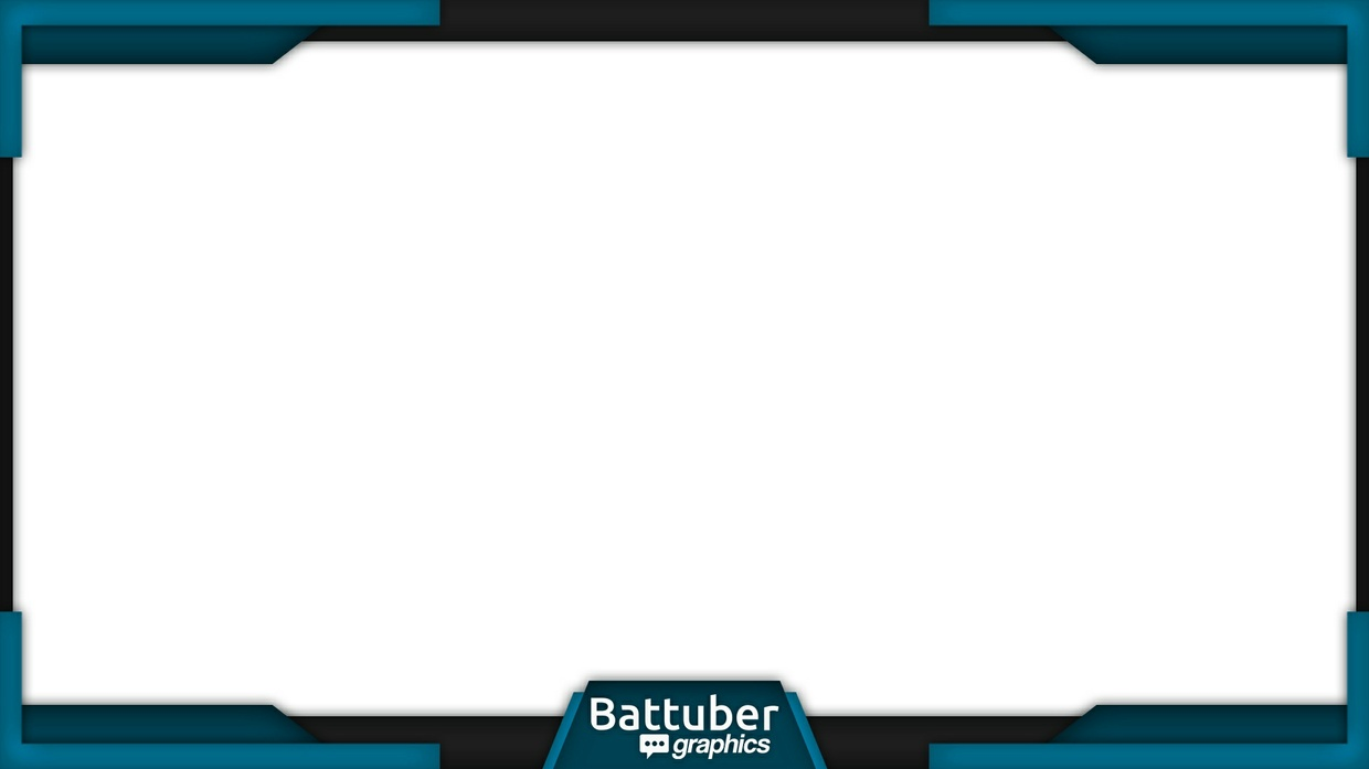 Twitch Border Template