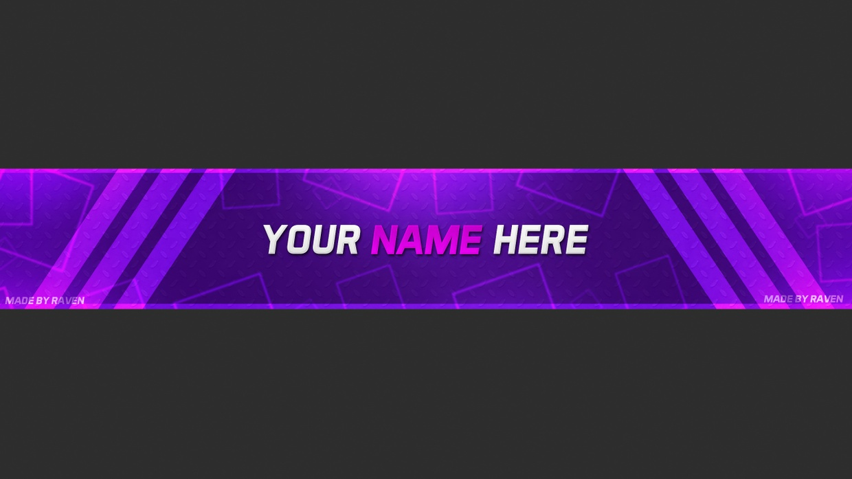 Kawaii Youtube Banner 2048x1152
