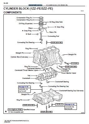 Chrysler Slant 6225 Engine Overhaul Manual