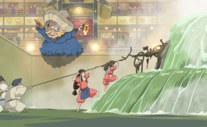 The gross fluids and clean fluidity of Spirited Away / The Dissolve