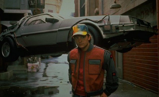 The Real Back To The Future Time Machine Is The Franchise
