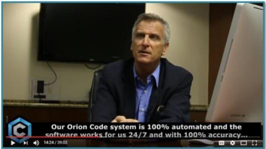 Image result for orion code