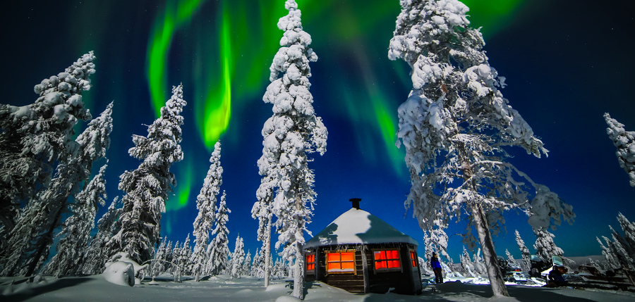 Lapland Northern Lights Holidays