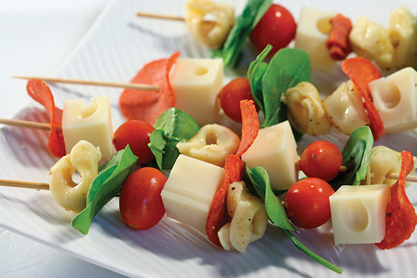 Appealing Holiday Appetizers Free Cooking and BBQ Magazine