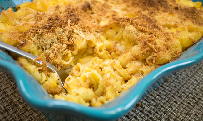 Homemade Baked Mac and Cheese Free Cooking and BBQ Magazine