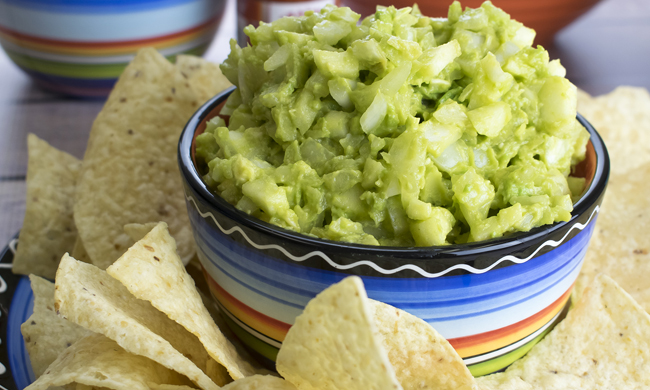 Apple Guacamole Free Cooking and BBQ Magazine