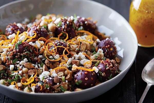 Savoring Salad Season
