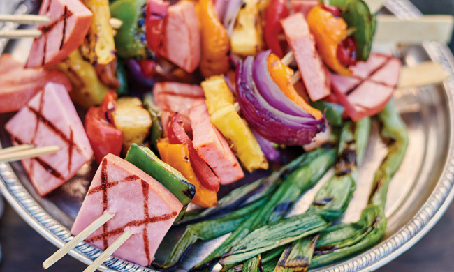 Flavorful Foods for Outdoor Family Fun