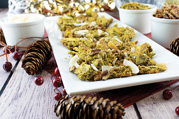 Healthy Holiday Appetizers