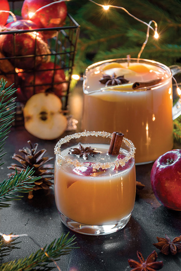 Punch It Up this Holiday Season