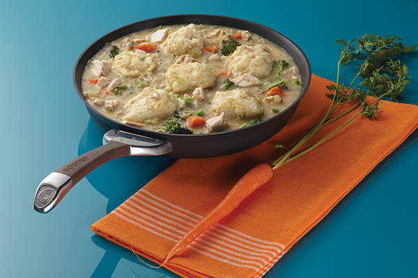Dreary Day Comfort Food recipes