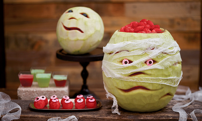 A Creative Twist on Halloween Traditions Free Cooking and BBQ Magazine