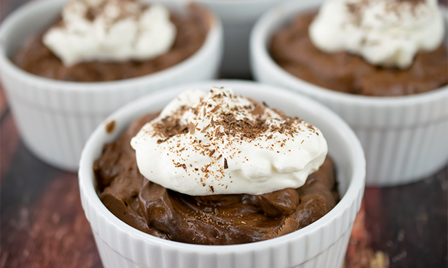 Great Recipes: A Memory-Making Mousse 4/25/21
