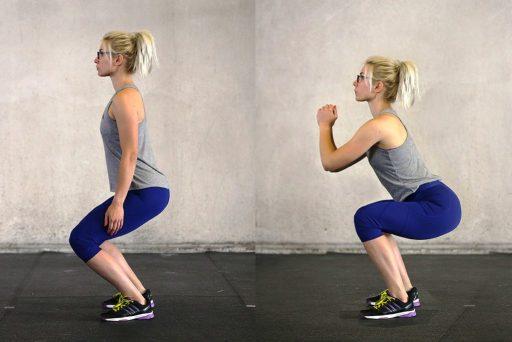 Squats For butt Enlargement