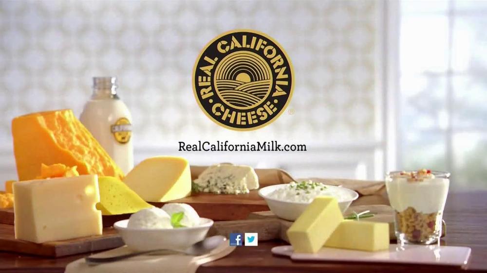 Real California Milk Tv Commercial Shower Singer Ispot Tv