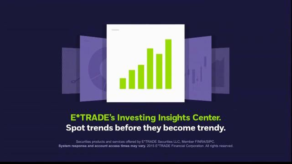 ETRADE TV Commercial Opportunity Is Everywhere Beard