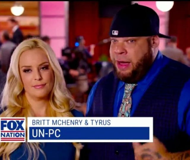 Fox Nation Tv Commercial Different Side Featuring Britt Mchenry Tyrus Ispot Tv