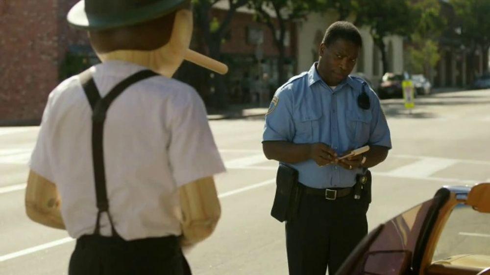 Geico Tv Commercial Pinocchio Sequel Parking Ispot Tv