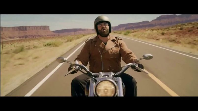 Geico Motorcycle Tv Commercial Baby