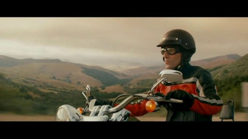 Geico Motorcycle Tv Commercial Gary