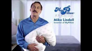 my pillow premium tv commercial deep sleep buy one get one free