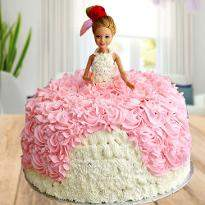 Outstanding 1St Birthday Cake For Baby Girl Price The Cake Boutique Funny Birthday Cards Online Fluifree Goldxyz