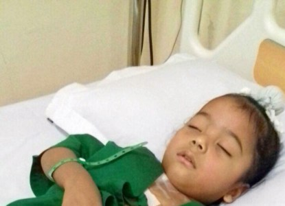 Help 4-Year Baby Rishit To Fight THALASSEMIA