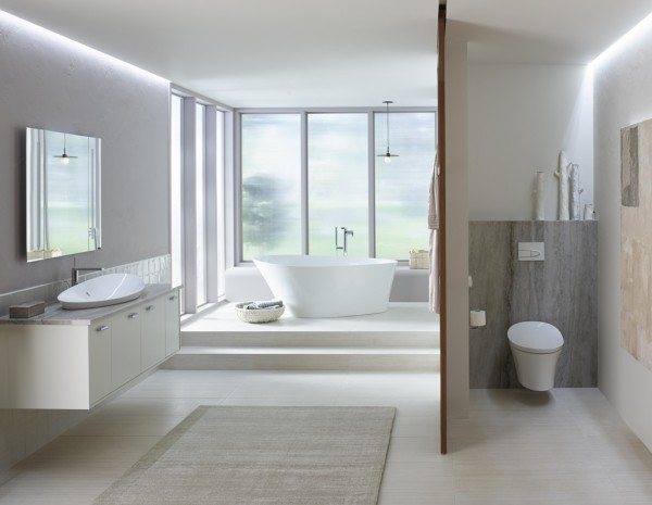 Veil Master Bathroom Suite from Kohler