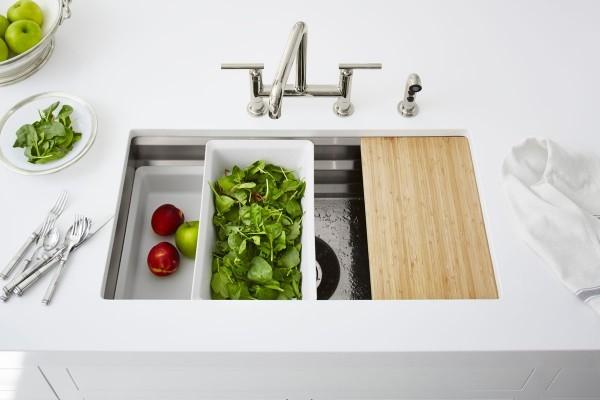 Prolific Kitchen Sink with Accessories