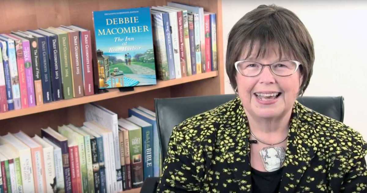 Debbie Macomber Discusses Her Rose Harbor Books Guideposts