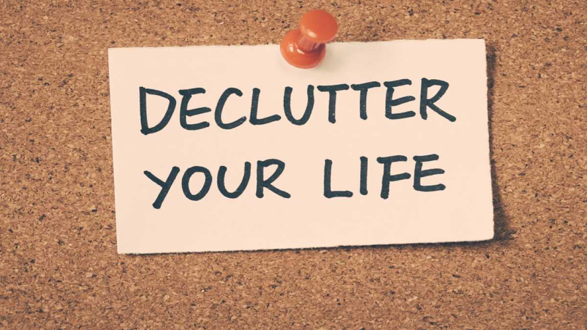 Decluttering Tips For Your Home Guideposts
