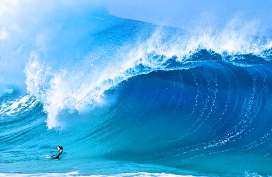The Beauty Of Waves Guideposts