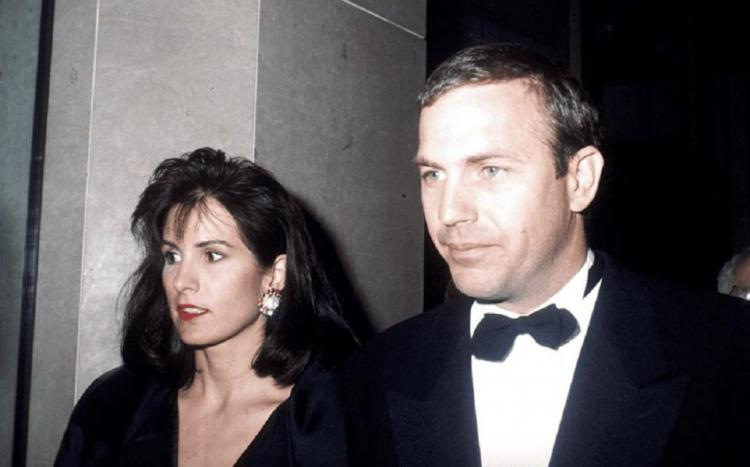 Kevin Costner has been married for years but his love life ...