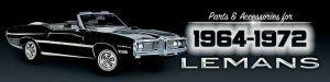 196472 Classic GTO Restoration Parts & Accessories