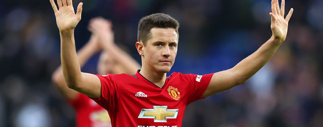 Six overseas stars that could help fill Herrera hole at Manchester United
