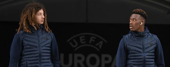 Otro adolescente del Chelsea ofreció la Liga de Campeones de fútbol por el club de la Bundesliga.