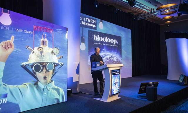 Charles Read opens attractionsTECH by blooloop at ISE 2019