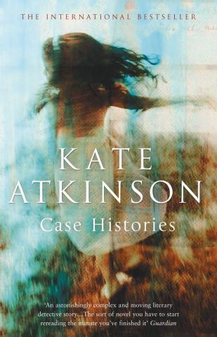 Case Histories  Jackson Brodie Book 1  by Kate Atkinson      Readings     Case Histories  Jackson Brodie Book 1