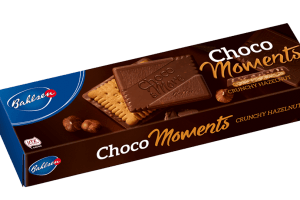 New biscuit ranges such as Leibniz's Choco Moments in crunchy hazelnut or crunchy mint are sure to be favourites with Leos.